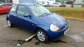 2008 Ford Ka Stlye, only 40.000 mls, full years mot