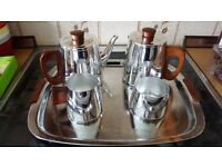 Sonar Tea Set And Tray