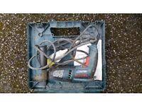 Bosch professional drill 110V