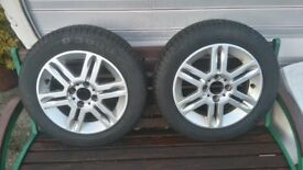 Fiat Panda Alloys And Tyres