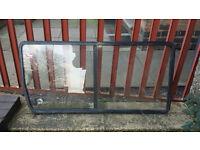 Toyota hiace windows/Glas