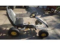 Kettcar Hurricane Children's Go Kart - Good Condition