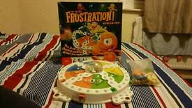 Fustration game board