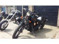 Harley Davidson Custom Night Train Chopper IMMACULATE *open to offer*