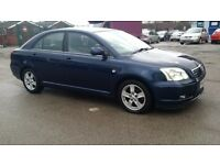 2.2 D4D Toyota Avensis♋ Full Service history