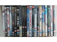 Lots of DVD'S £1 each or 5 for £5 Action, Kids, Sci Fi etc