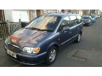 Very good condition ideal family car with full 7 seats full service history last service on 92 k