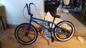 """Wethepeople 20"""" Bmx bike."""