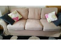 3 seater bed settee/sofabed