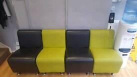 Rem salon waiting chairs