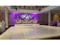 For sale Wired 20x20ft led dance floor