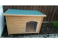 Dog kennel house XL