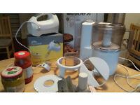 Food Processor + Mixer