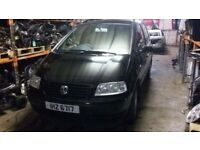 PARTS: 04 VW Sharan 1.9TDi .. not Galaxy Alhambra