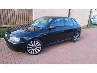 For sale my Audi A3 1.9 TDI SE 5dr 2003.