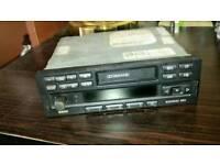 BMW E36/E46/Z3 Business Radio and Cassette player