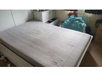 FREE European double mattress