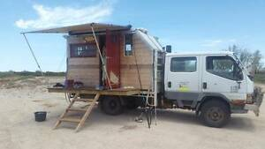 Lovely Selfbuilt Slide-On Camper for Sale Macclesfield Mount Barker Area Preview