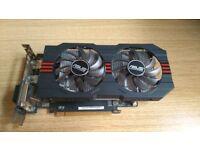 Asus Radeon R7 360-OC-2GB graphics card
