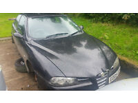 Alfa Romeo 156 1.9 JTD 150 breaking for parts