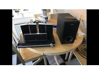SONY 5.1 DVD SURROUND SOUND AS PICTURED