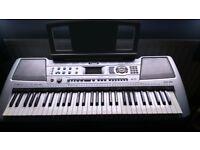 Yamaha PSR-290 keyboard plus stand