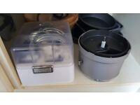 Brand new KitchenAid Food Processor attachment.