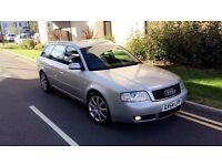 *CHEAP AUTOMATIC *2004 Audi A6 Avant 1.9 TDI SPORT F.S.H