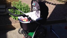 Mamas and Papas sola carrycot (frame not included)