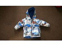Baby boy next jacket 6-9