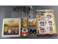Stocking filler - Grow with Kelloggs 2015 Frosties Tony the Tiger – post or collect