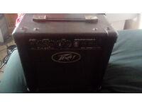 Guitar Amp - Peavey Backstage II amplifier