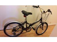 Bike (folding)