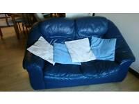 2 x 2 seater sofa