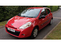 2009 RENAULT CLIO 1.2 PETROL ONLY 25.000ml.ONE OWNER,MINT COND.