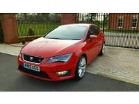 **2013 Seat Leon FR 2.0 TDI 150 Performance (Tech Pack)**