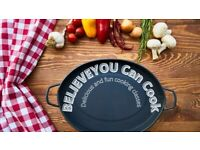 BELIEVEYOU Can Cook Cooking Classes