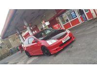 Honda Civic Type R *LOW MILES* *MODIFIED* NOT BMW, MINI, VXR, LEON