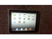 Apple iPad 1st Generation 32GB, Wi-Fi, 9.7in - Black/Silver