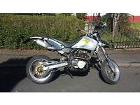 CCM604E Motorbike - CCM 604 Supermoto