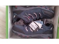 Karrimor brand new in box size 8 hill walking shoes