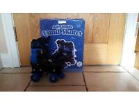 Boys quad skates new