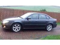 2008 Subaru Legacy 2.0 R, 4 Wheel Drive, Grey, Long MOT, Great Car!!