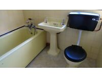 Royal Doulton - Vintage Reclaimed 1950s Bathroom Suite