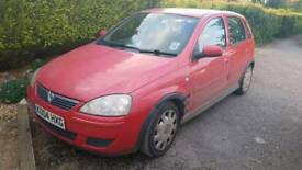 04 Red Corsa