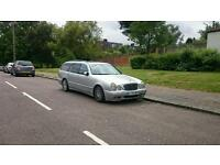 Mercedes e class 320cdi estate 7seater