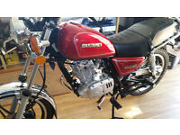 Suzuki GN 125 In Showroom Condition 2014 Model