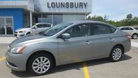 2013 Nissan Sentra 1.8 S- LIKE NEW CONDITION! ONE OWNER!