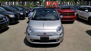 2012 Fiat 500C **SPRING SPECIAL!**Lounge CERTIFIED & E-TESTED!