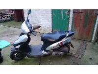 50cc baotian moped. Offers or swaps!